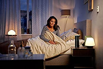 Philips Hue 2-pack White Ambiance Br30 60w Equivalent Dimmable Led Smart Flood Light (Works With Alexa Apple & Google Assistant) 2