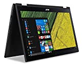 "Acer Spin 3 SP315-51 Touchscreen 2-1 Convertible Laptop Intel Core i7 up to 3.1GH 12GB 1TB 15.6"" Full HD LED Cam HDMI (Certified Refurbished)"