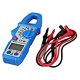 Automatic Range Clamp Meter Digital Multitester MT200 6000 Counts Digital Multimeter ACDC /Resistance/Capacitance