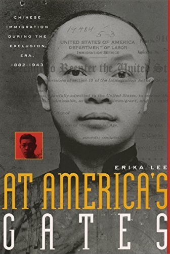 At America's Gates: Chinese Immigration during the Exclusion Era, 1882-1943 by Erika Lee - Shopping North Gate Mall
