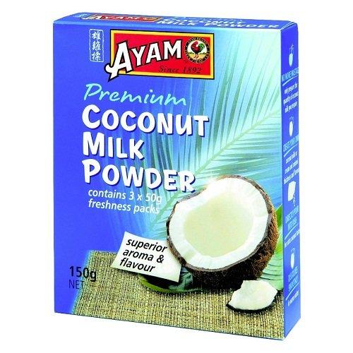 AYAM (Ayam) Coconut Milk Powder (50gX3 bags ON)