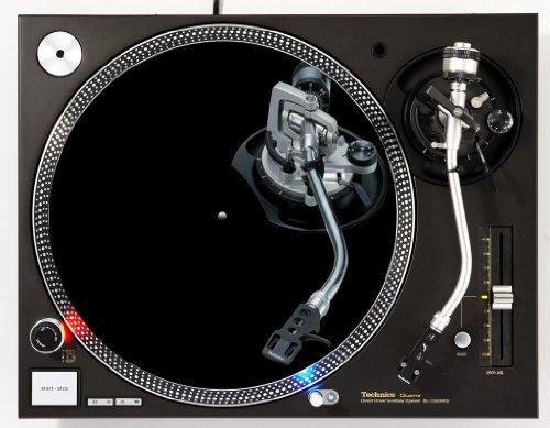 Turntable Control Arm DJ Slipmat