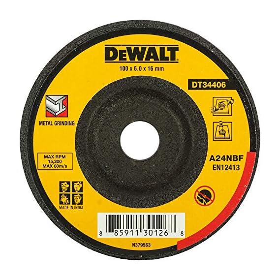 Dewalt DT34406 Metal Grinding Abrasive Wheels