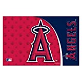 LA Angels of Anaheim MLB Licensed Neoprene Pet Bowl Mat