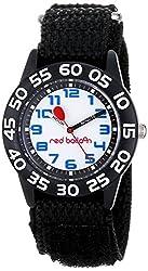 Red Balloon Kids' W001897 Analog Display Analog Quartz Black Watch