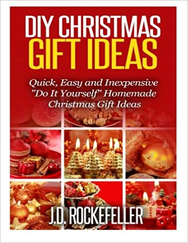 Make it yourself christmas gift ideas