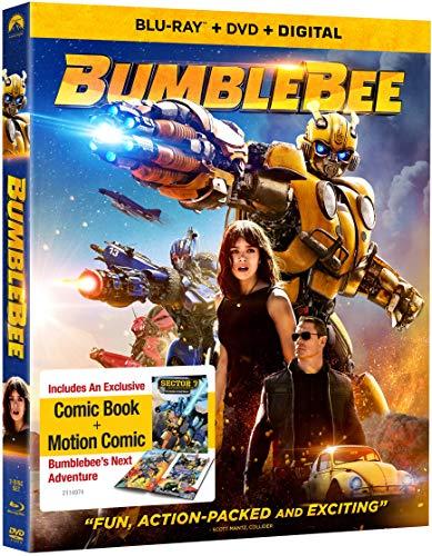 Bumblebee (Blu-ray+DVD) (Import)