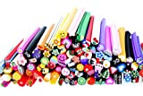 Premium MASH 100 Pc Nail Art Nailart 3d Manicure Design Sticks Rods Stickers Gel Tips