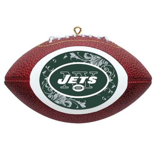 NFL New York JetsFootball Ornament