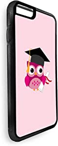 Graduation - Owl picture Printed Case for iPhone 7