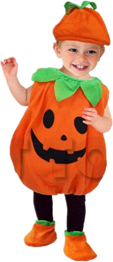 NNLX Disfraz de Halloween para Cosplay/Disfraz de Calabaza ...