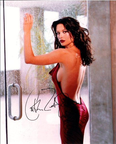 catherine-zeta-jones-movie-still-autographed-signed-8-x-10-reprint-photo-mint-condition