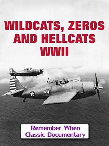 Wildcats, Zeros and Hellcats - WWII