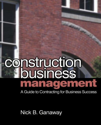 Construction Business Management by Brand: Routledge