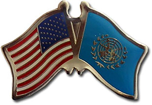 United Nations Lapel Pin - 5