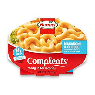 Hormel COMPLEATS Macaroni & Cheese, 7.5 Ounce (Pack of 7)