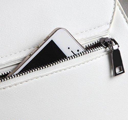 Sac à Simple Sac Mode Bandoulière à A Main Mesdames Diagonale Sac Portable Seau vwqZEd