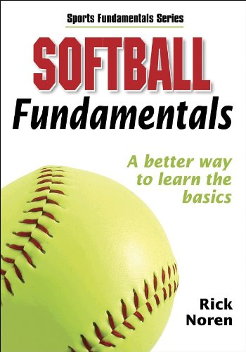 Softball Fundamentals (Sports Fundamentals Series) by Human Kinetics
