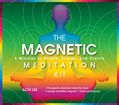 Magnetic Meditation is a groundbreaking method of meditation in which you use the magnetic fields of magnets to feel, amplify, and circulate energy. Meditating for just 5 minutes with magnets will totally change your meditation experiences. R...
