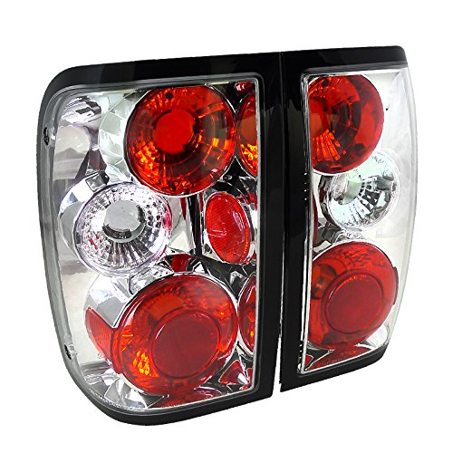 Spec-D Tuning LT-RAN93-TM Spec-D Altezza Tail Light Chrome