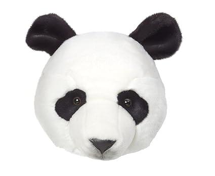 Cabeza peluche Oso Panda Thomas