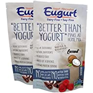 """""""Better Than Yogurt"""" Make At Home Mix (Dairy and Soy Free!) (Coconut, 2-Pack)"""