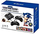 81 Classic Games Built-In! And you can play the game you already own for the Genesis!!! Great deal for any retro games enthusiast