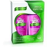 Phytoervas Kit Shampoo com Condicionador Lisos 250ml
