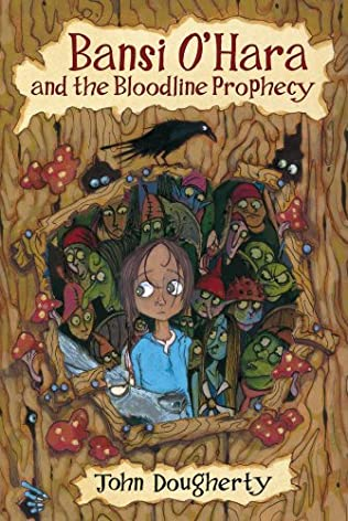 book cover of Bansi O\'Hara and the Bloodline Prophecy