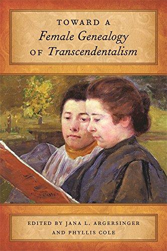 Toward a Female Genealogy of Transcendentalism