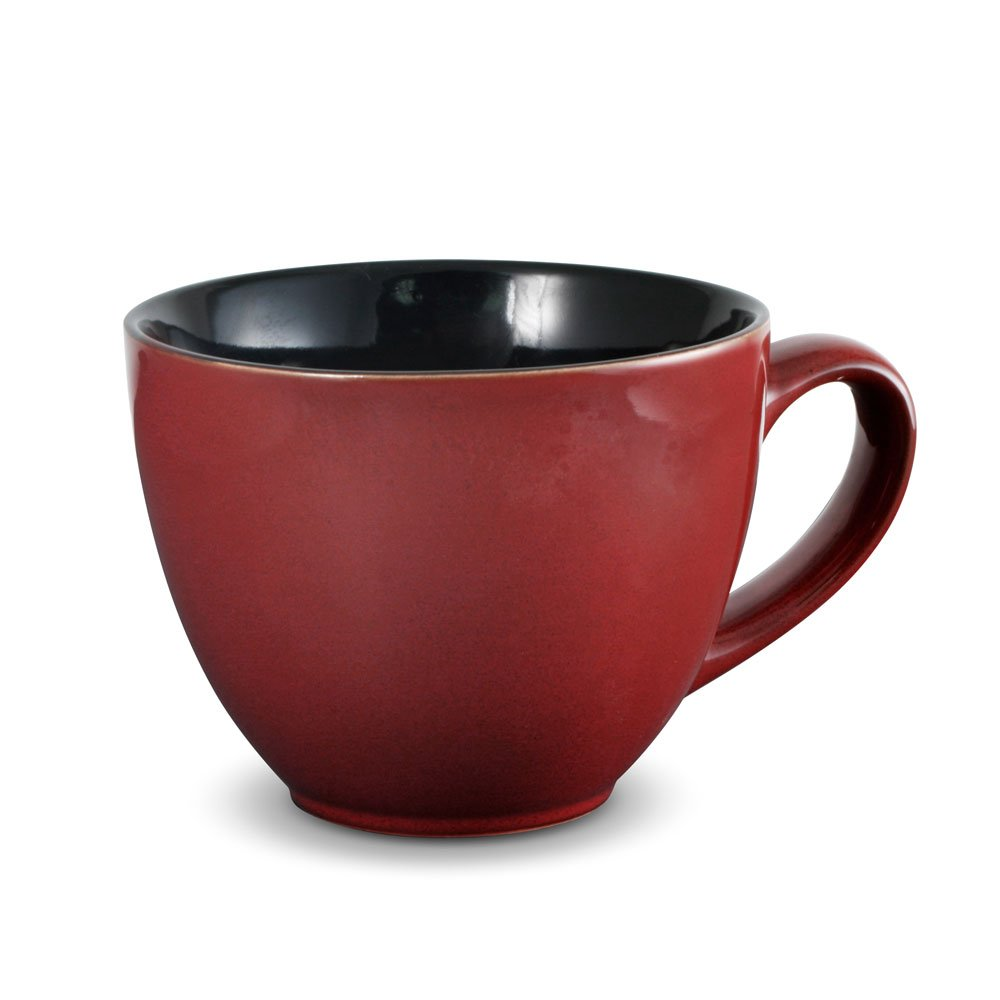 22-Ounce Pfaltzgraff Aria Red Jumbo Soup Mug