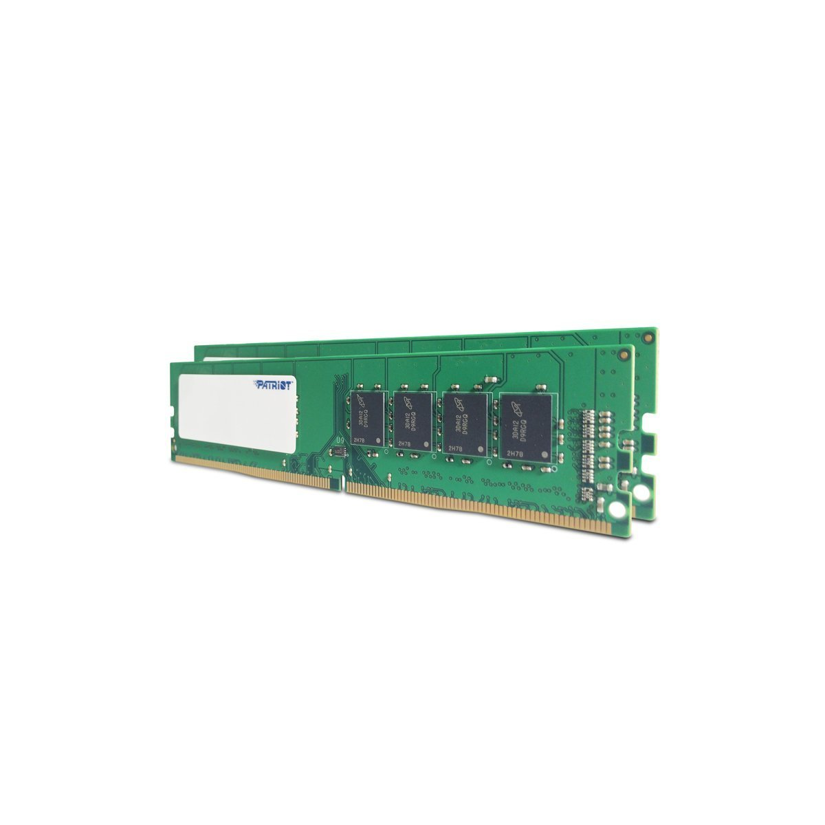 PatriotSignature Line 8GB (2 x 4GB) 288-Pin DDR4 PC4-19200 2400MHz Memory Module Kit PSD48G2400K by Patriot (Image #2)