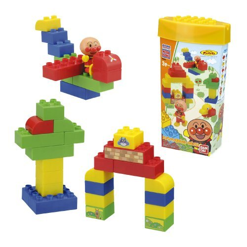 (Tote box of mega-block mini Anpanman basic)