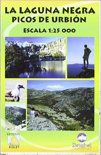 Descargar libros gratis ipad 2 Mapa Laguna Negra - Picos De Urbion 1:25000 PDF iBook 8495945460