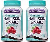 Cheap Vitafusion Gorgeous Hair, Skin & Nails Multivitamin, 200 Count