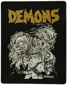 Demons 1 & 2 Steelbook [Limited Edition] [Blu-ray] [1985] [Reino Unido]