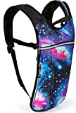 REINOS Hydration Backpack - Light Water Pack - 2L Water Bladder Included for Running, Hiking,...