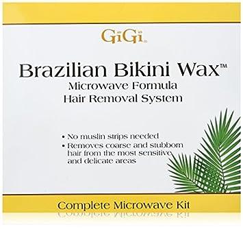 Was under brazilian bikini microwave sorry