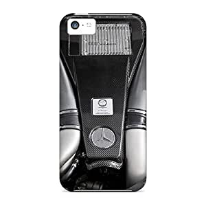 Fashion Tpu Case For Iphone 5c- E63 Defender Case Cover