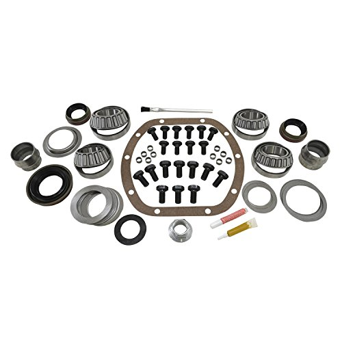 Yukon (YK D30-JK) Master Overhaul Kit for Jeep JK Dana 30 Reverse Rotation Differential (Axle Seal Jeep Jk)