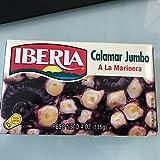 Iberia Jumbo Calamari Marinera Style (2 Pack) 4 oz