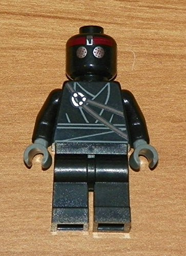 LEGO - Teenage Mutant Ninja Turtles - Foot Soldier - Mini Fig / Mini Figure