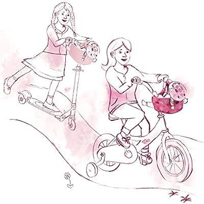 Gotz Bike Seat for Dolls up to 20