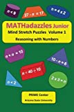 img - for MATHadazzles Junior Volume 1: Reasoning with Numbers book / textbook / text book