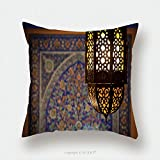 Custom Satin Pillowcase Protector Lantern Lamp In A Traditional Islamic Style 209850817 Pillow Case Covers Decorative