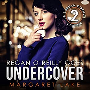 Regan O'Reilly, PI, Goes Undercover Audiobook