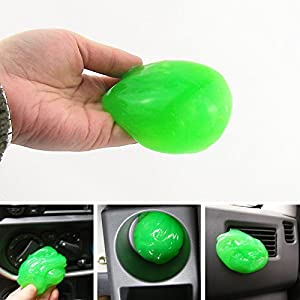 Car Air Outlet Vent Conditioner Interior Dust Dirt Cleaner Gel Glue Cleaning Gum