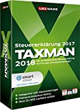 Lexware Taxman 2018 | Minibox | Kompatibel mit Windows 7 oder aktueller |Übersichtliche Steuererklärungssoftware für Arbeitnehmer | Familien | Studenten und im Ausland Beschäftigte