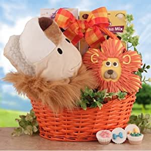 Welcome To The Jungle Gift Basket