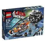 movie guns - LEGO Movie 70808 Super Cycle Chase